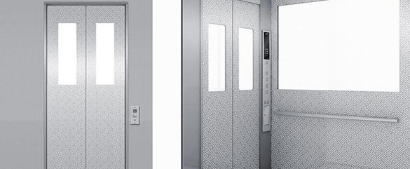 Aluminyum Asansör Kabini Projesi