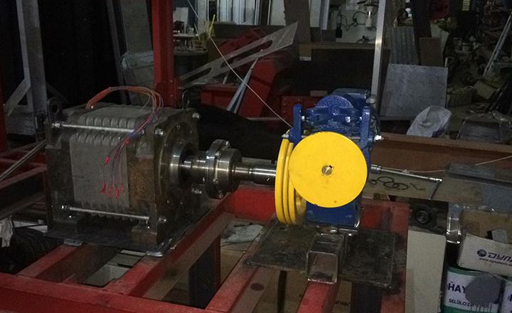 Asansör Motor Argesi