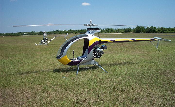 Havacılık Argesi (Ultralight Helikopter)
